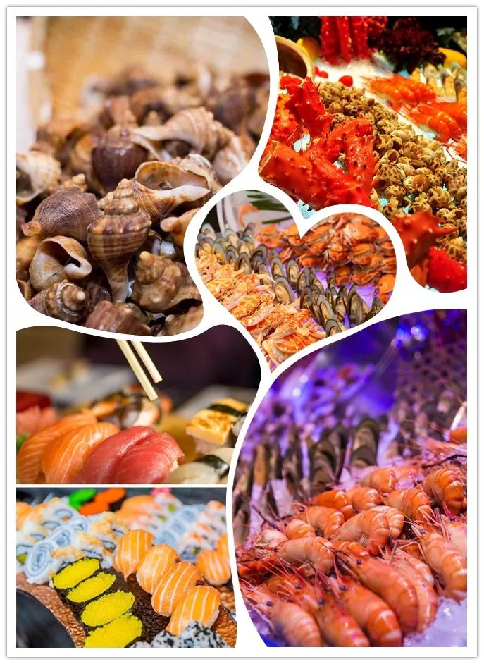 母亲节 鲍鱼海鲜大餐,今天给妈妈惊喜和宠爱