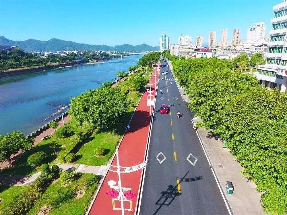 福建省道联二线规划图