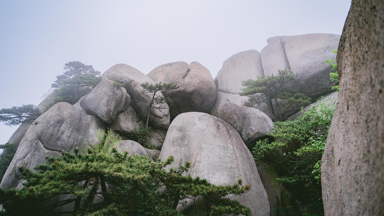 东省七大名山_安徽省三大名山天柱山有哪些值得一去的地方?_东关