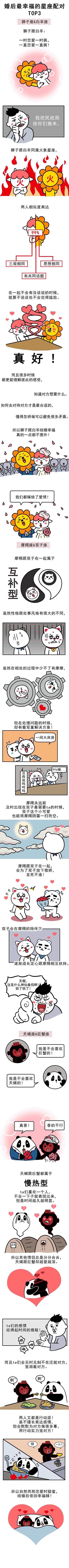 婚后最幸福的星座配对top3 chunji.cn