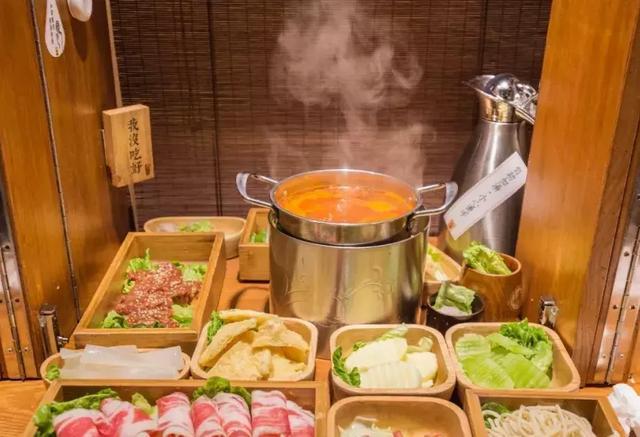 一个人的火锅,是可以尽情享受的狂想曲