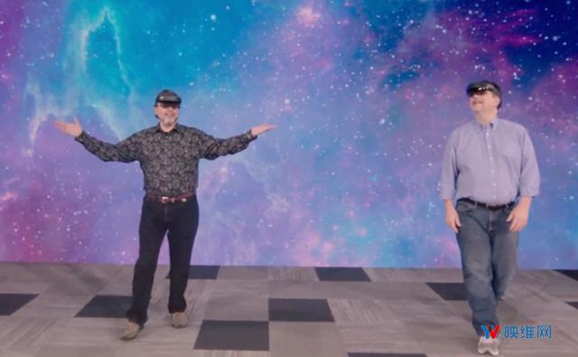 微软、Epic Games联手,用HoloLens 2再现阿波罗登月计划