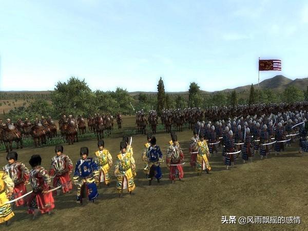 萨尔浒战役明军兵力占绝对优势,为什么却输得一塌糊涂?