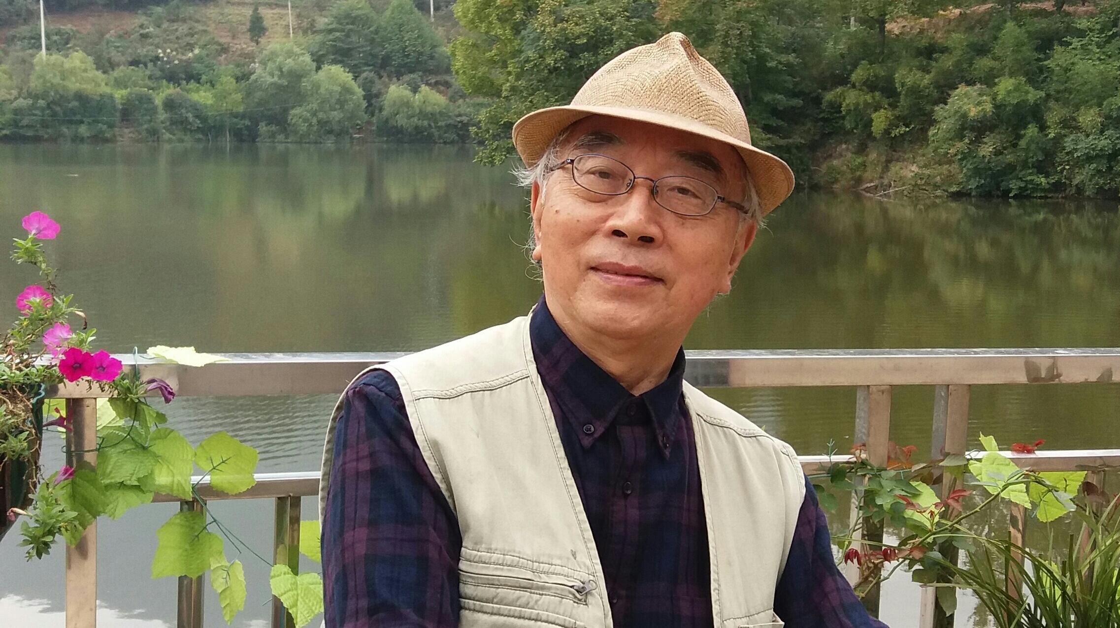 心释万象——当代中国山水画家潘高鹏画展在泰州学院美术馆开幕