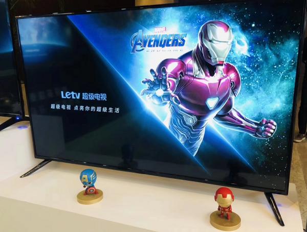 Letv超级电视正式回归:更名乐融Letv,新品定价2199元起