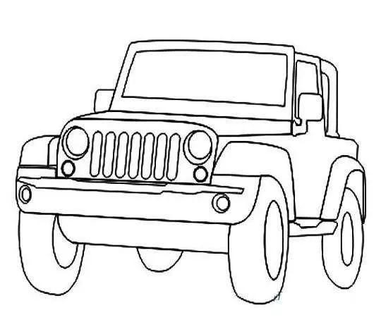牛牛牛 雅安造的大中型越野车要火 V8发动机 排量4.6图片