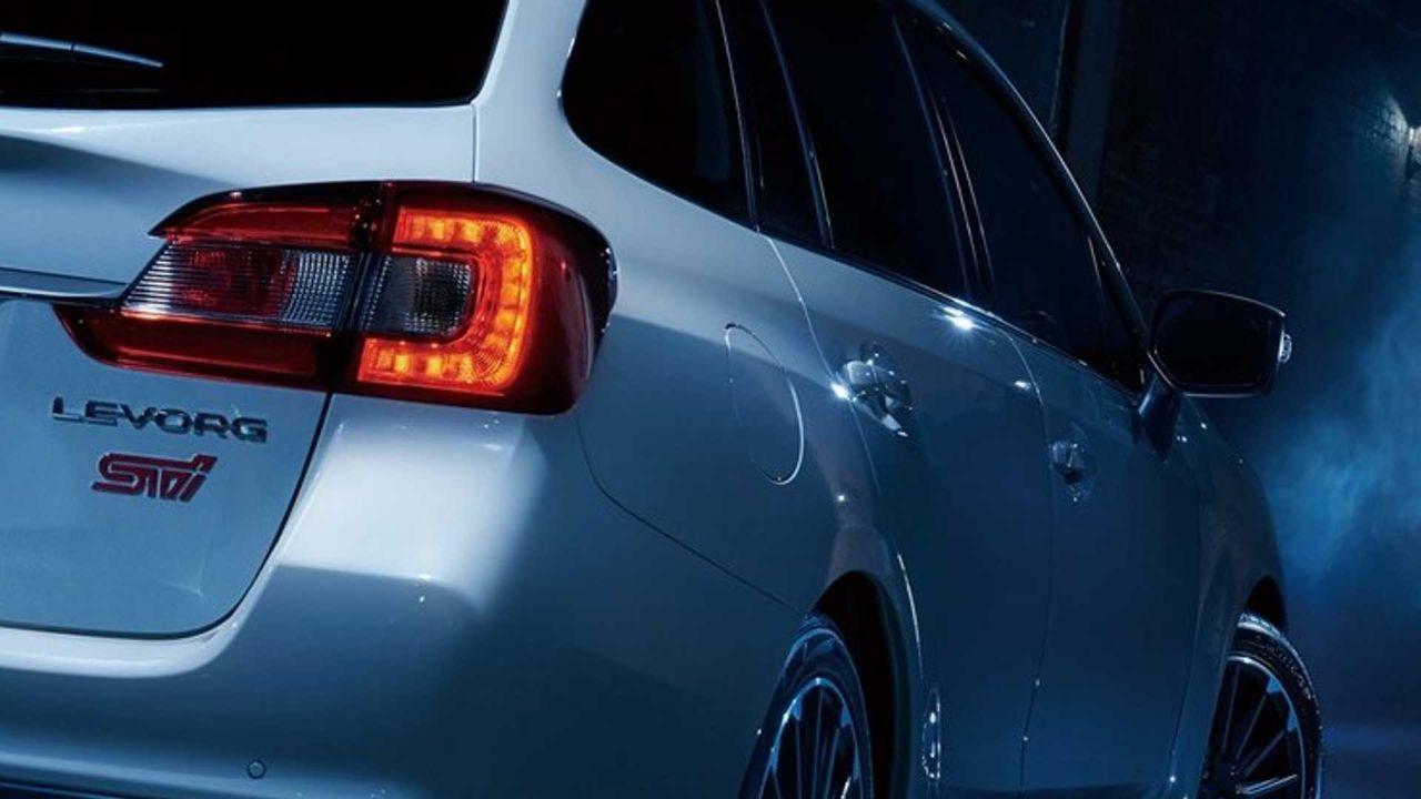 6月份正式销售 斯巴鲁推出下一代Levorg旅行车
