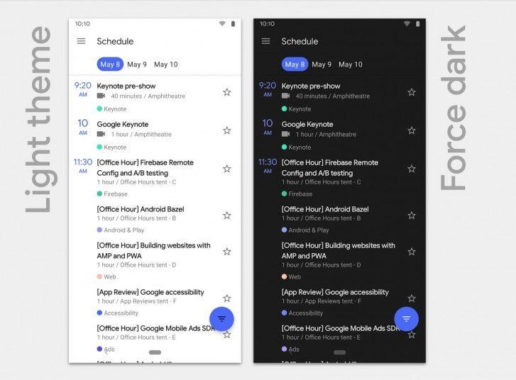 windows7 瞎子啊,安卓最新系统Android Q发布,呼声极高的暗黑主题终于有了