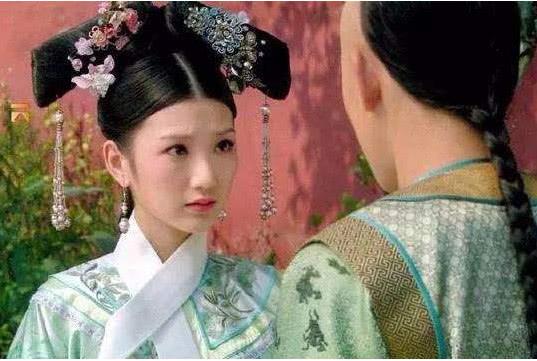 瑛贵人成最无辜妃子,为何甄嬛却没帮她?你看雍正的目的是什么?
