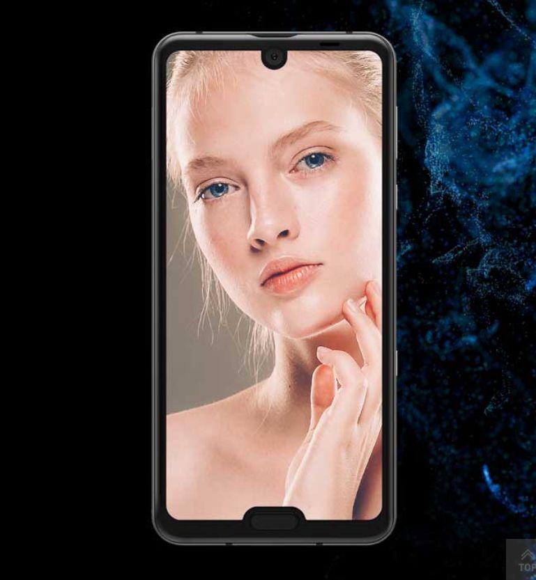 奇葩设计:全球首款双刘海手机正式发布