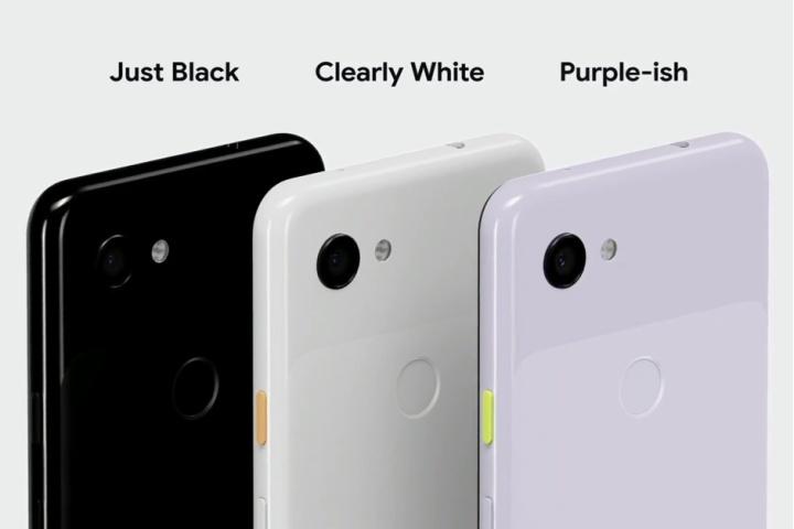 谷歌中端新款机型Pixel 3a和Pixel 3a XL发布