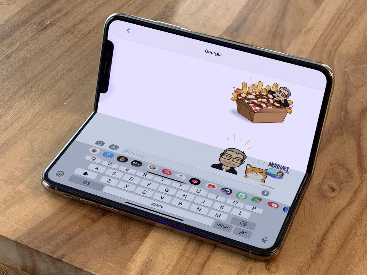 太重要了!谷歌正研发折叠屏样机,但发布光阴不明