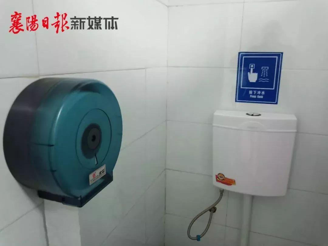 城区厕所免费供纸,情况怎么样?