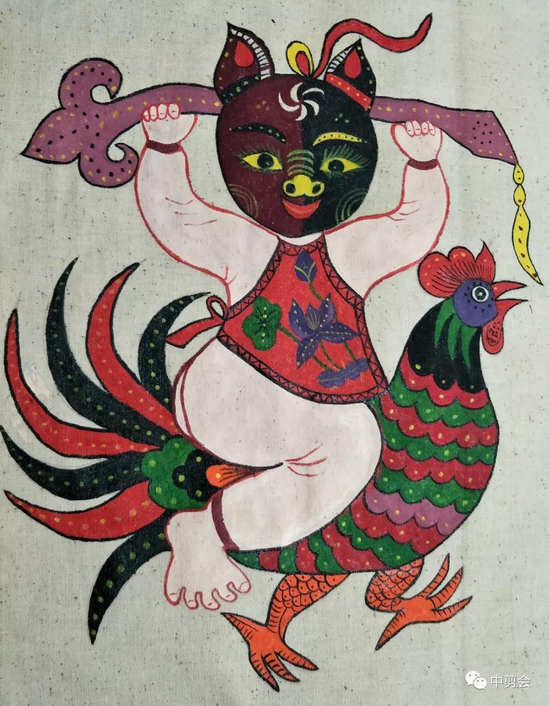 安塞之花 陕西工艺美术大师李福爱的剪纸艺术