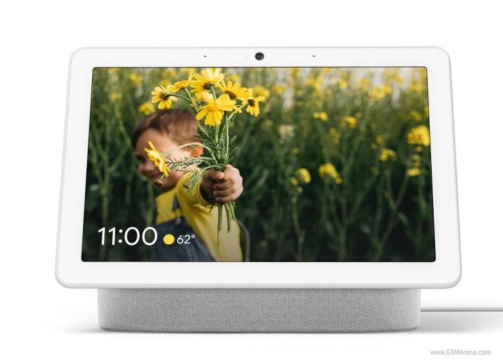 谷歌发布智能家居新设备Nest Hub Max