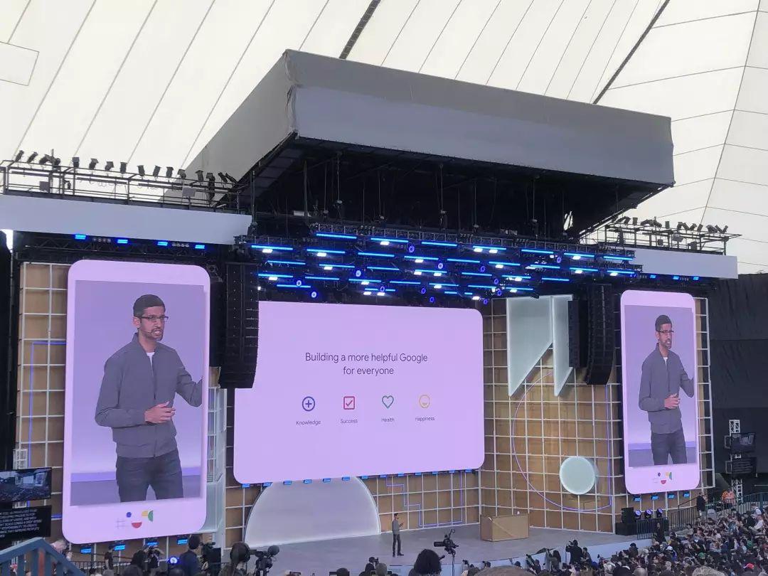 Google I/O:酷科技将拉平这个世界