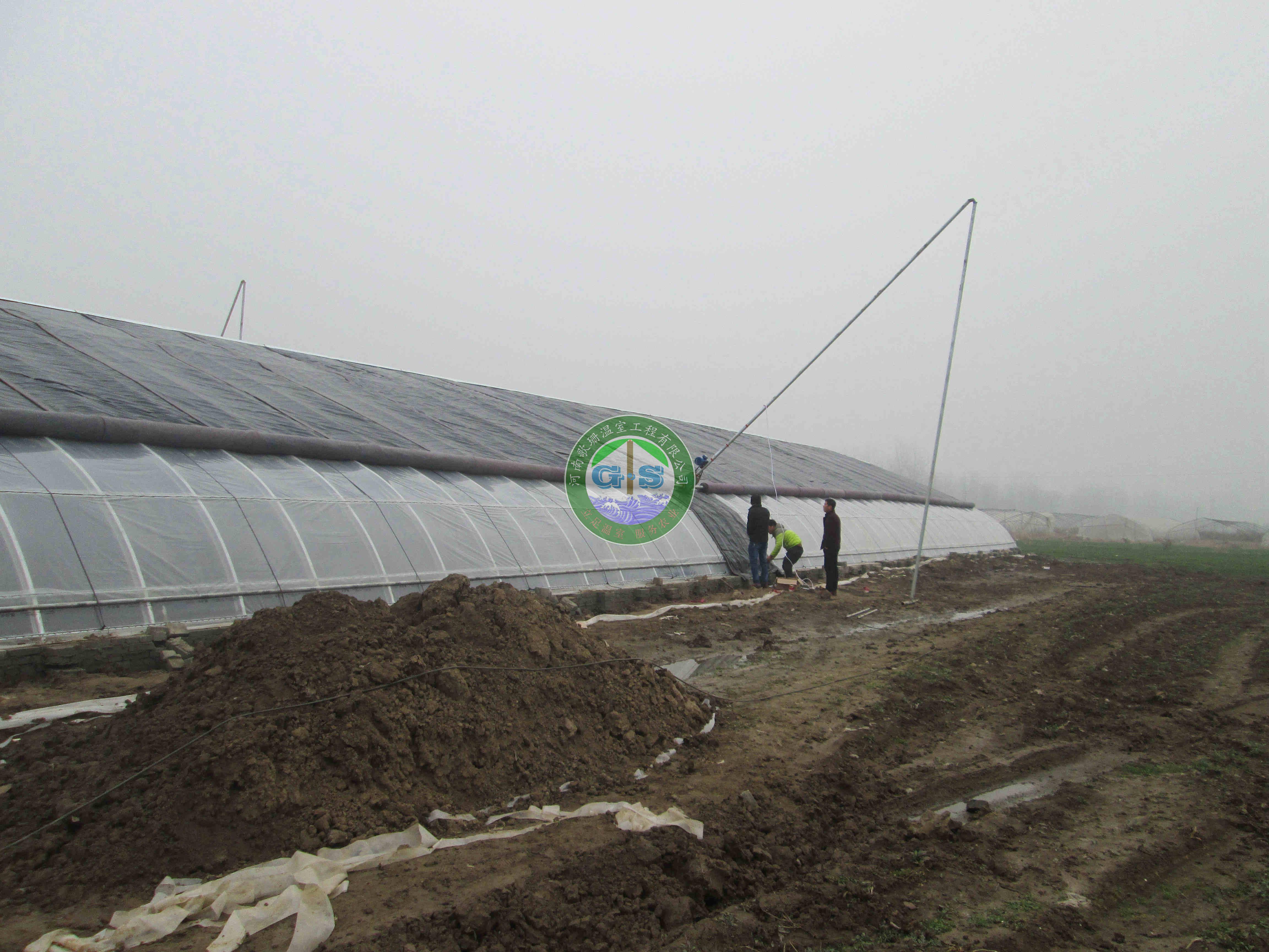 日光温室大棚设计图纸_八方资源网