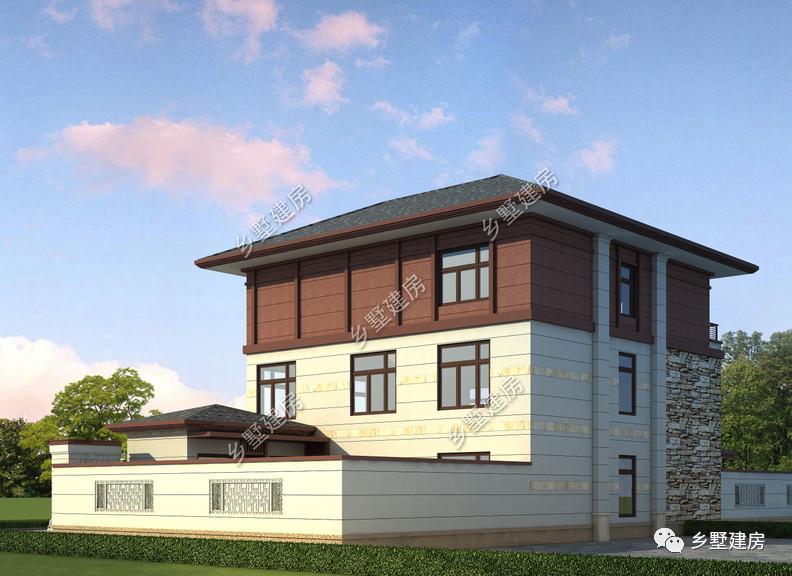 60平小别墅设计图纸