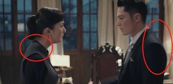 杨幂新剧首播就虐心,被指驼背严重,观众反被剧中12岁女孩圈粉(图3)
