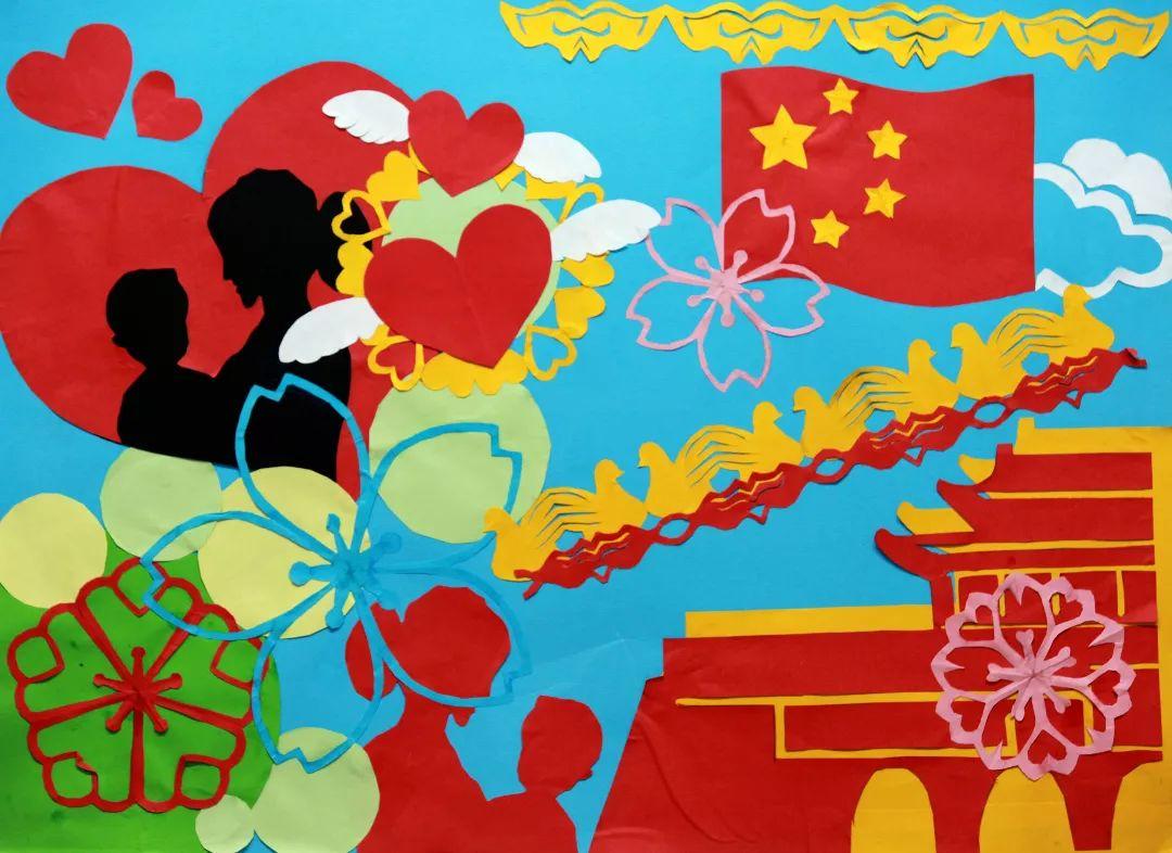 母亲节系列活动丨 我心中的妈妈 少儿绘画征集结果出炉啦,一起来欣赏下吧图片