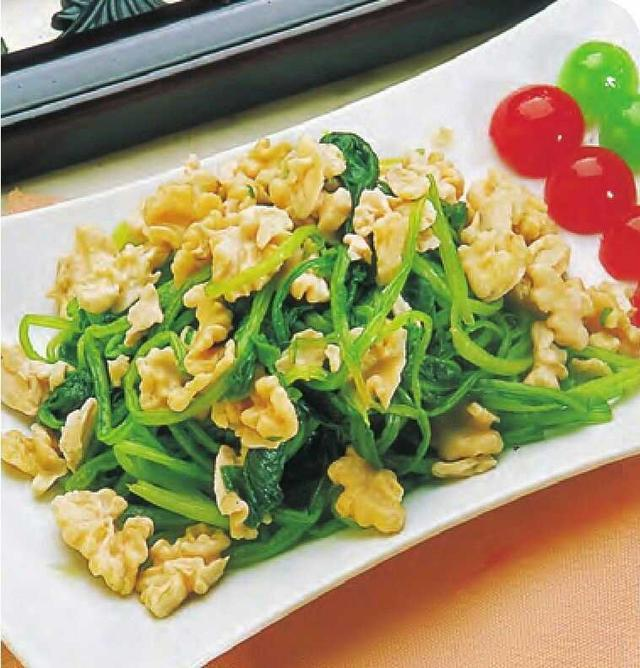 16款健康菜品助你:提神健脑,增强体力,清热排毒,润肺防癌!