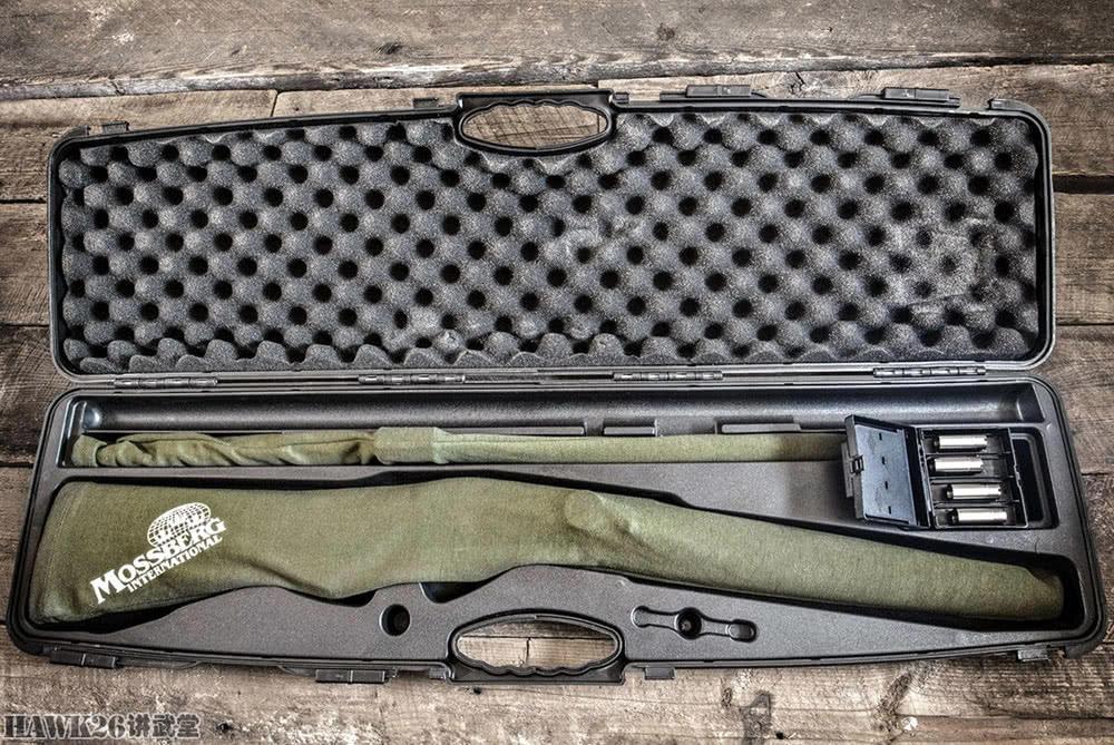 霰弹枪板机_评测:莫斯伯格SA-28半自动霰弹枪 低价位猎枪竟如此出色_枪管