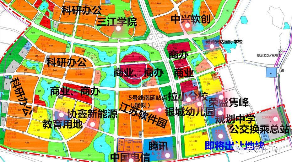 (片区规划图)