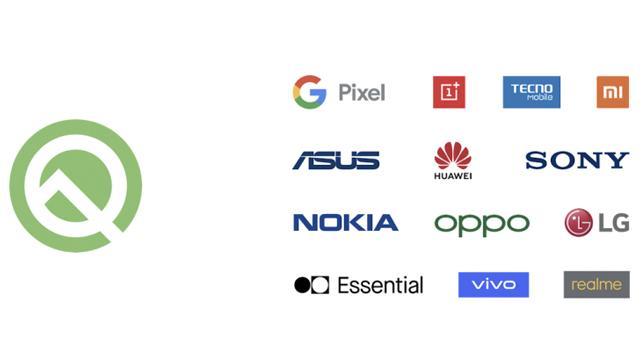 谷歌安卓Q已开始测试 一加6T等国产手机可抢先体验