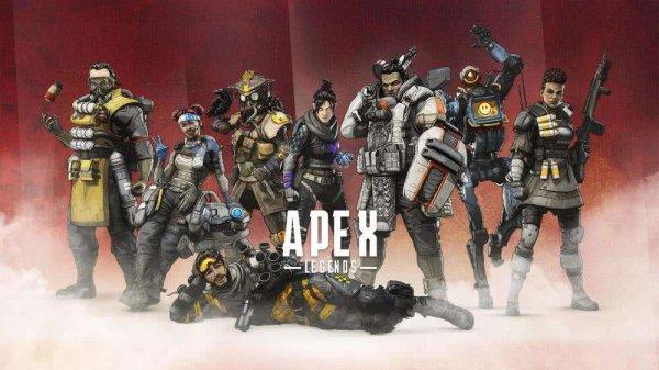 EA计划《Apex英雄》引入中国 未来有意推出手