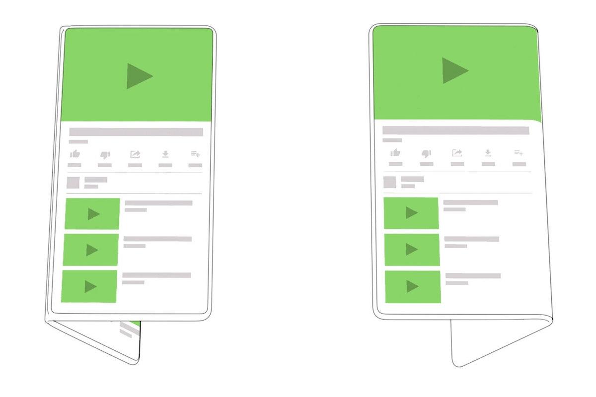 Google 正在研发可折叠屏幕技术,但别指望短期内见到相关产品