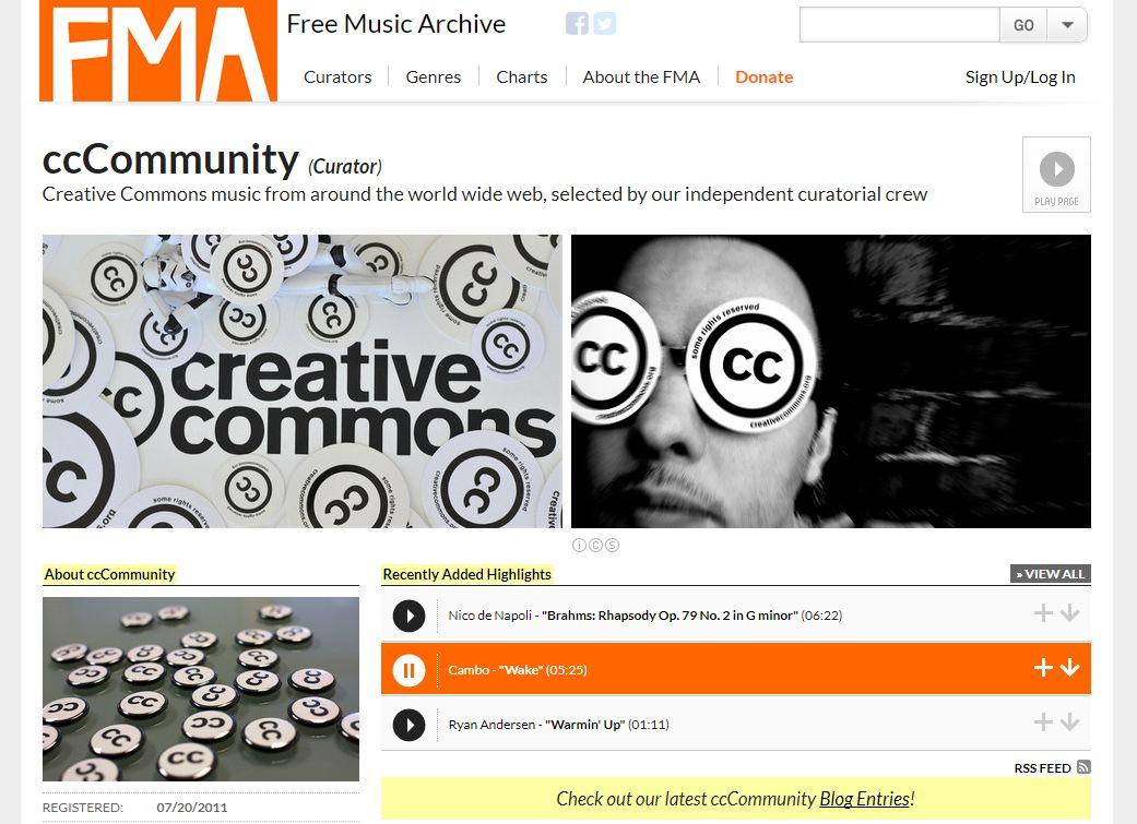 再来10个无版权音频网站,作为自媒体人士非常需要这样的资源!  无版权音乐 自媒体人士 背景音乐 电子相册 音乐素材 免费下载 第9张