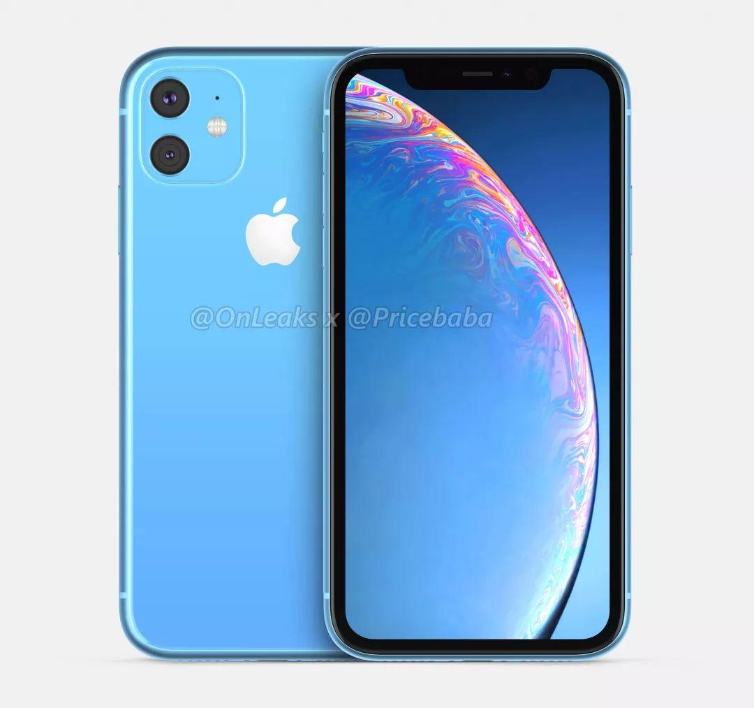 苹果全新iPhone XR曝光:一眼看醉