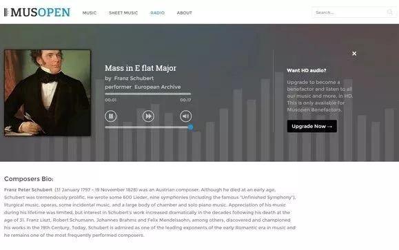 再来10个无版权音频网站,作为自媒体人士非常需要这样的资源!  无版权音乐 自媒体人士 背景音乐 电子相册 音乐素材 免费下载 第5张