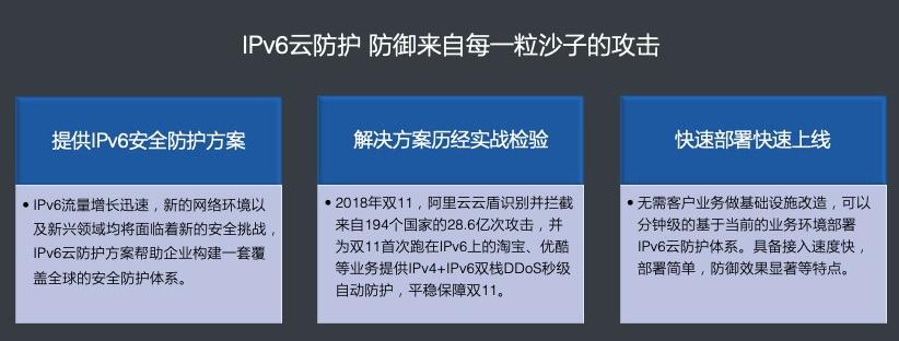 """阿里云IPv6DDoS防御被工信部认定为""""网络安全技术应用试点示范项目"""""""