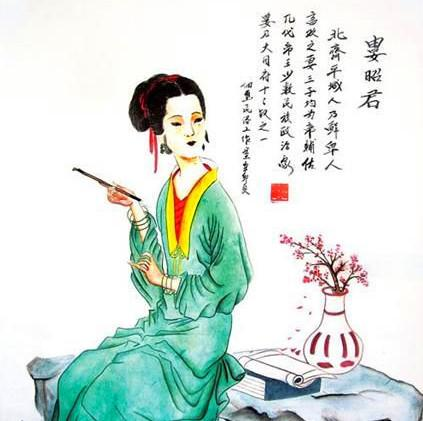 此女助丈夫成就霸业,三子皆是皇帝,一首童谣预示死因
