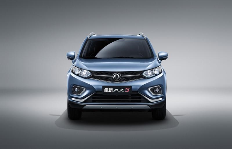 10万以内紧凑型SUV 新选择 新款东风风神AX5今日上市