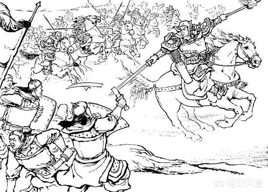 """在小说《三国演义》中,赵云地位很崇高,官阶也不低,在刘备建蜀汉称帝后被封为""""五虎上将""""之一,上将如同后来的元帅,在军中位高权重,以关、图片"""