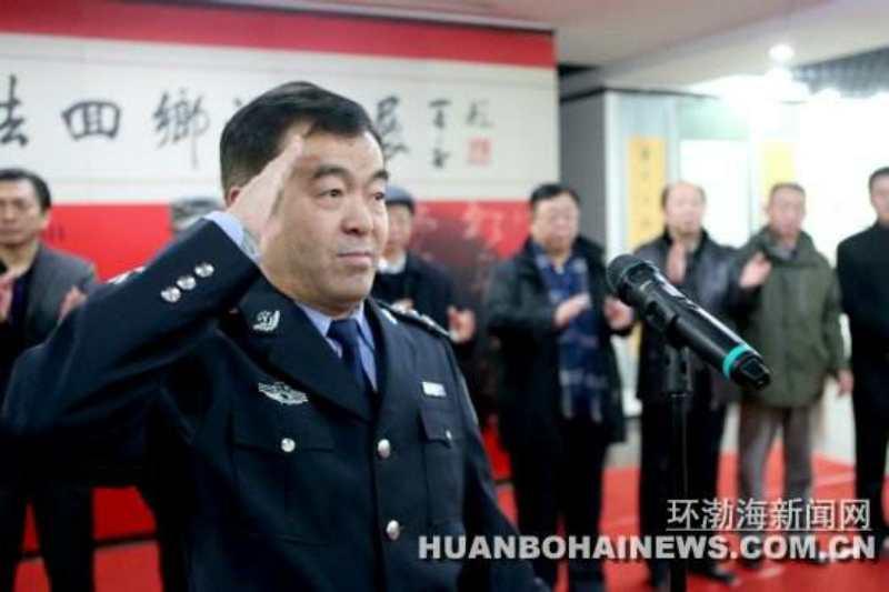 中国书法家协会会员董岳金书法鉴赏