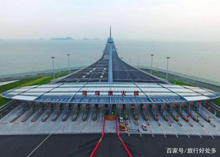 """深圳不愧是""""土豪"""",港珠澳大桥没有连接,就自掏500亿再建一座"""