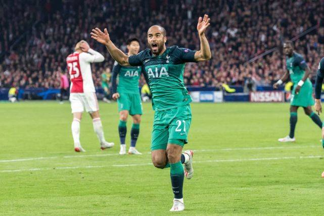 小卢卡斯读秒绝杀 热刺惊天逆转3-2首次进欧冠决赛