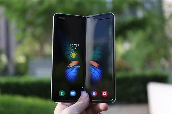 屏幕成就已处理?三星Galaxy Fold行将从新上市