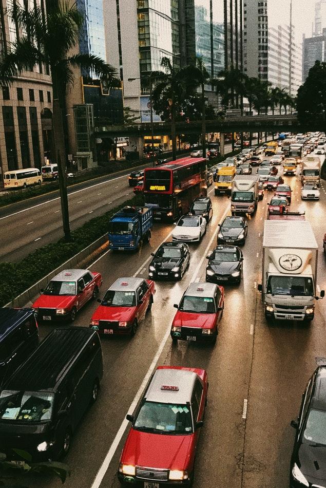 小小说:拯救城市交通瘫痪之十万火急