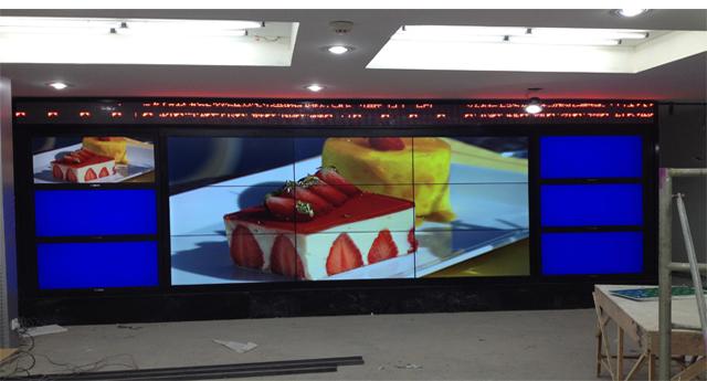 液晶拼接廠家淺談像素點對拼接屏的影響_屏幕