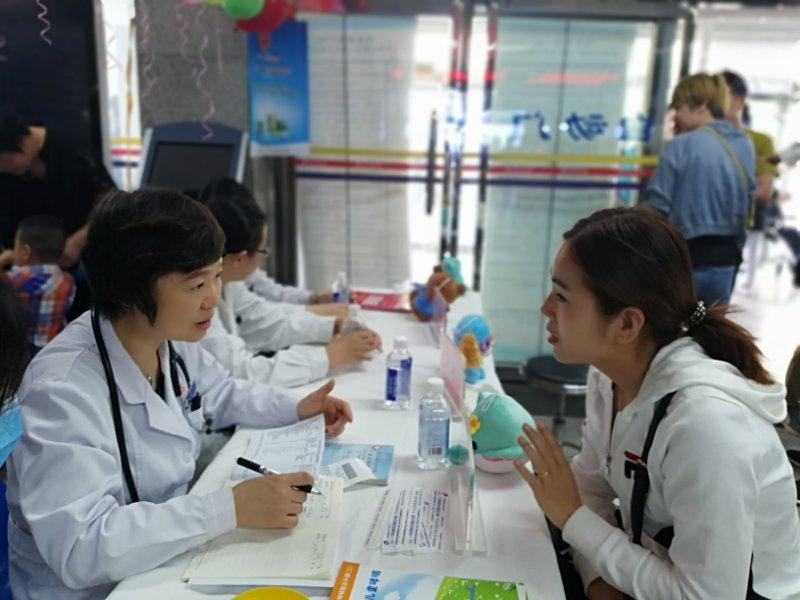 """中医治疗儿童哮喘_""""规范管理,中西医结合,控制哮喘""""—东方医院儿科世界哮喘 ..."""