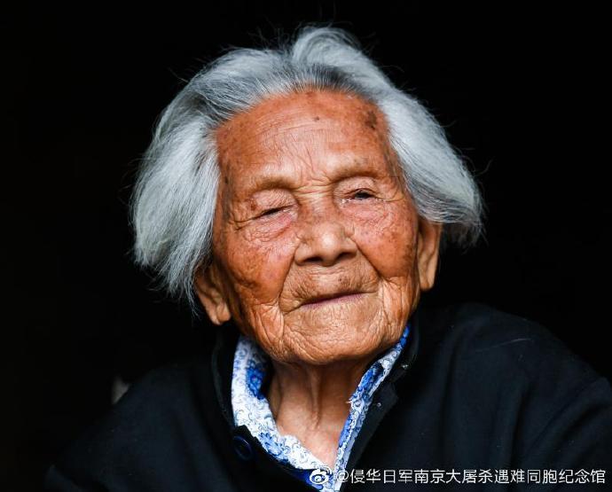 """日軍""""慰安婦""""制度受害者湯根珍去世 享年99歲_老人"""