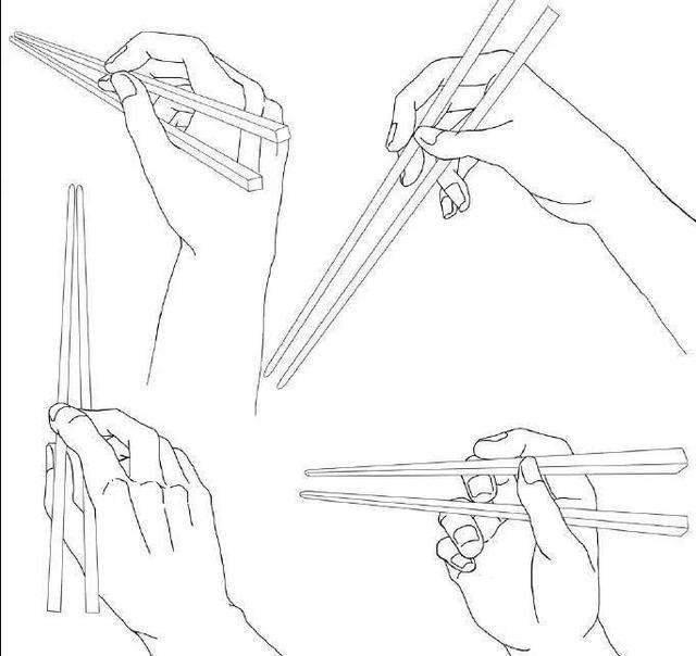 其他的手部姿势素材:   以上内容就是灵猫课堂帮大家在网上收集整理的教程啦,主要是教大家如何画手如何画手部姿势结构的,非常适合绘画初学者临摹与参考,看完之后肯定能够对你有很大的帮助!