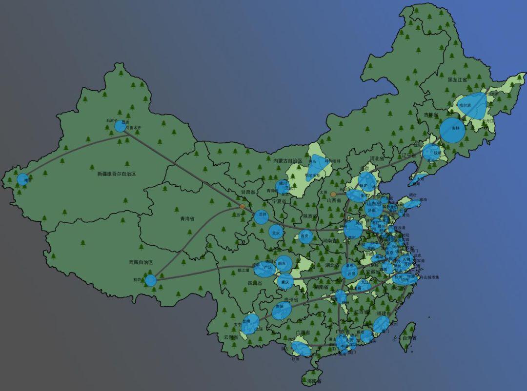 中国三类国家崛起