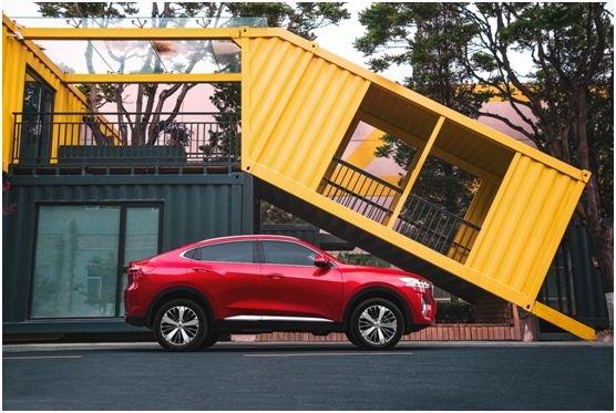 """轿跑SUV世界的权力与游戏,哈弗F7x誓在成为""""半边天"""""""