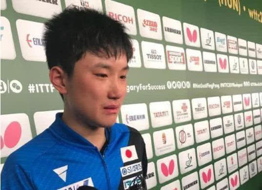张本智和忘记3次被打哭,中国赛又要夺2冠,昕雯组合拆开对手机会