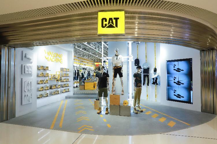 """CAT生活态度体验店携手""""登月基地"""",5月广州,实力亮相"""